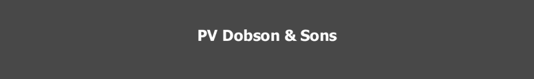PV Dobson