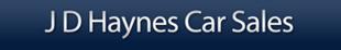 J D Haynes Car Sales logo