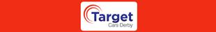 Target Cars Derby logo