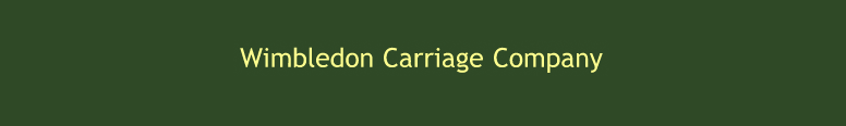Wimbledon Carriage Co