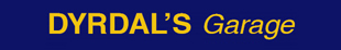 Dyrdals Garage logo