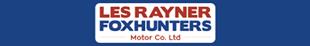Les Rayner Foxhunters Motor Co logo