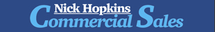 Nick Hopkins Commercial Sales logo