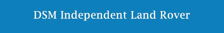 DSM Independent Land Rover