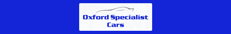 Oxford Specialist Cars