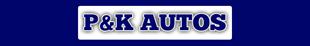 P & K Autos logo