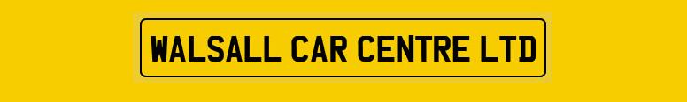Walsall Car Centre Ltd