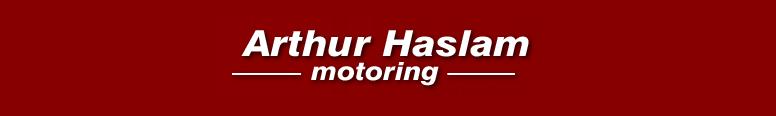 Arthur Haslam Motoring