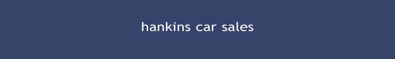 Hankins Car Sales