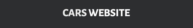 Cars Website Ltd