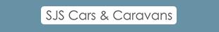 SJS Cars & Caravans logo