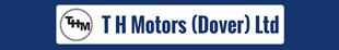 T H Motors logo