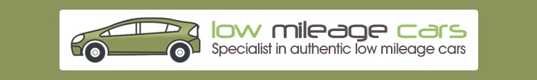 Low Mileage Cars