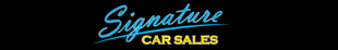 Signature Car Sales logo
