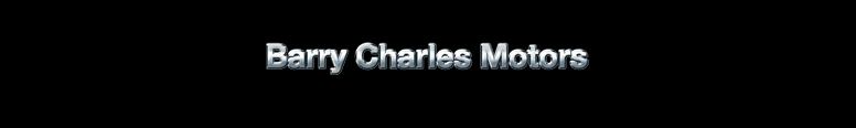 Barry Charles Motors