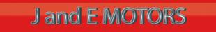 J & E Motors logo