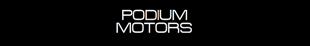 Podium Motors logo