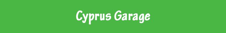 Cyprus Garage Ltd