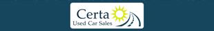 Certa Used Car Sales logo