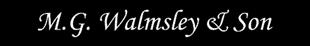 MG Walmsley & Son logo