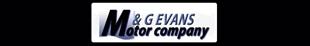 M & G Evans logo