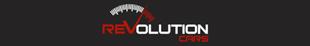 Revolution Cars logo