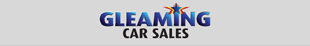 Gleaming car Sales logo
