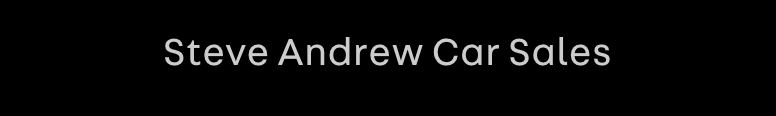 Steve Andrew Car Sales