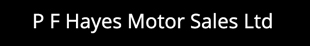 P F Hayes Motor Sales Ltd logo