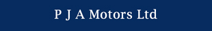 P J A Motors Ltd logo
