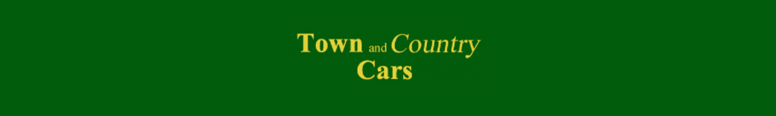 Town And Country Cars (Salisbury)