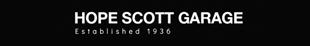 Hope Scott Garage logo