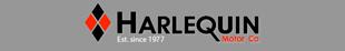 Harlequin Motor Company logo