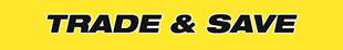 Blackpole Trade and Save logo