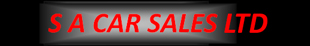 S&A Car Sales logo