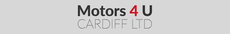 Motors 4 U Cardiff Ltd