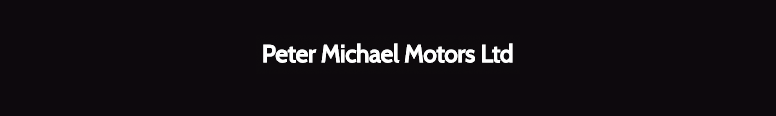 Peter Michael Motors