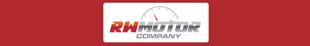R W Motor Company logo
