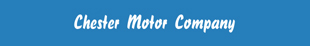 Chester Motor Company logo