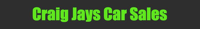 Craig Jays Car Sales