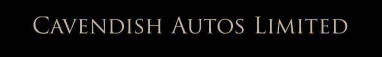 Cavendish Autos Limited
