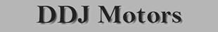 DDJ Motors logo