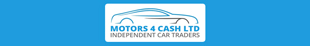 Motors 4 Cash logo