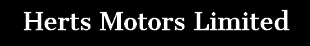 Herts Motors logo