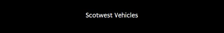 Scotwest Vehicles