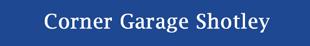 Corner Garage Shotley logo