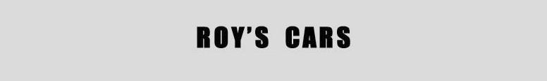 Roys Cars