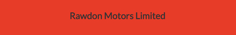 Rawdon Motors Limited