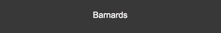 Barnards