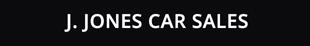 J Jones Car Sales logo